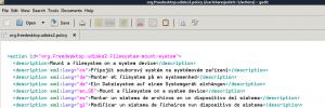 filesystem-mount-system