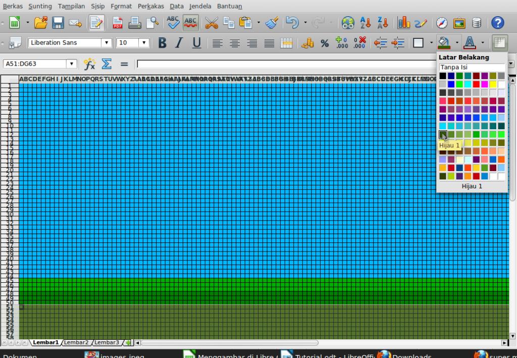Gambar-Layar-Menggambar di Libre Office Calc.ods - LibreOffice Calc-11