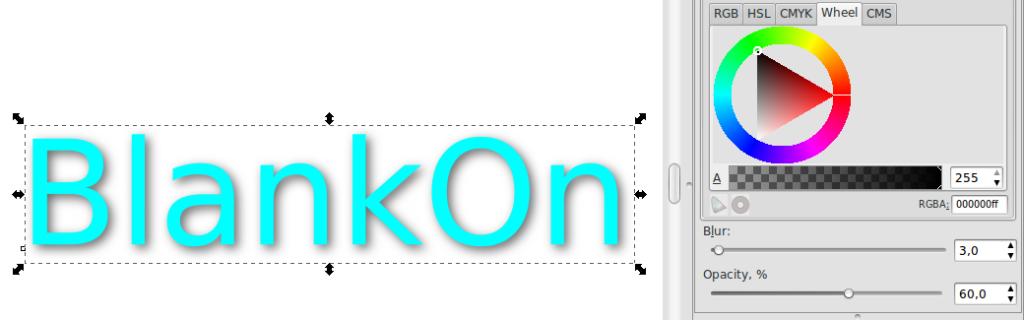 Teknik Edit Teks – Inkscape - 3