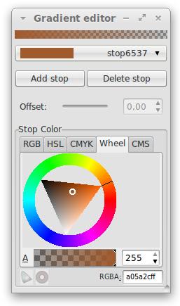 Teknik Gradiasi Obyek – Inkscape - 3