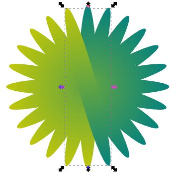 Teknik Rotasi dan Membalik Obyek – Inkscape - 2