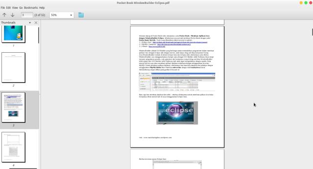Membuat Aplikasi Desktop Export PDF ke HTML5 – Panduan BlankOn