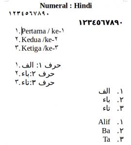numeral-hindi-contoh